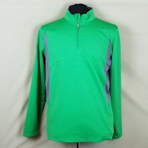 Under Armour All Season Gear 1/4 Zip Men's Sz M